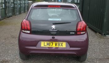 Peugeot 108 Active full