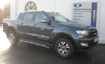 Ford Ranger 3.2 TDCi 200PS Wildtrak Automatic
