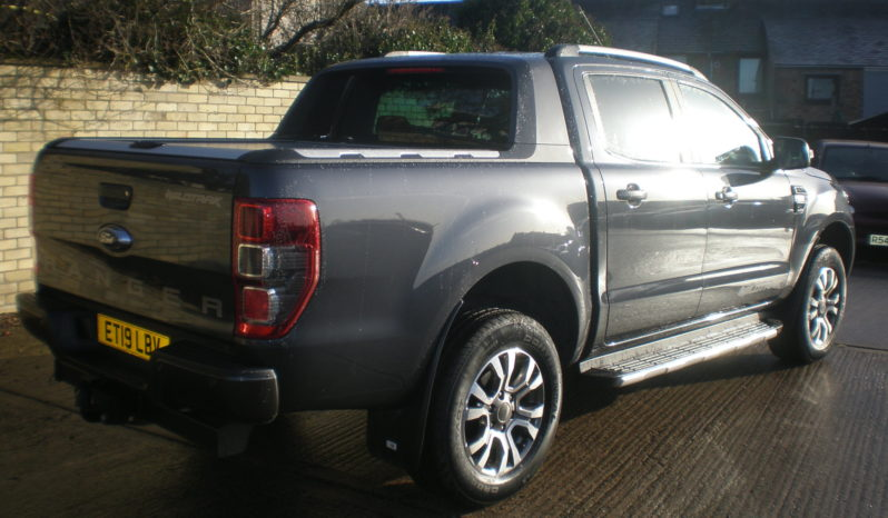 Ford Ranger 3.2 TDCi 200PS Wildtrak Automatic full