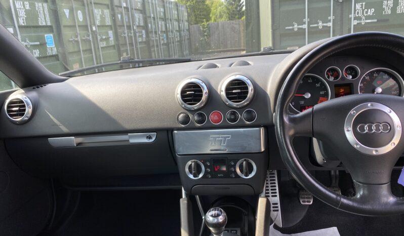 2004 AUDI TT 1.8 150PS ROADSTER full